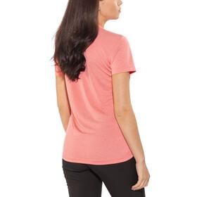 Jack Wolfskin Crosstrail T-Shirt Women flamingo
